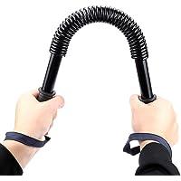 Mangetal Power Twister, Barra de resistencia para brazo, flexible, ejercitador de resorte resistente