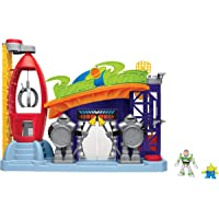Fisher-Price Toy Story Pizza Planet Set, Multicolor