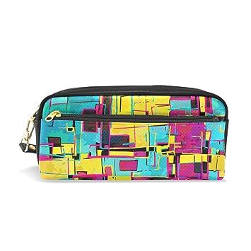 Ahomy Estuches para lápices de graffiti, diseño abstracto de ...