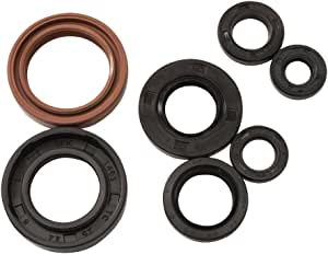 OEM QUALITY Complete Engine Oil Seal Kit for the 1999-2008 Honda TRX 400EX Sportrax