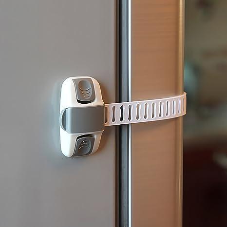 Set de 5, bebé Niños cierre de seguridad hebilla niño prueba Locks ...