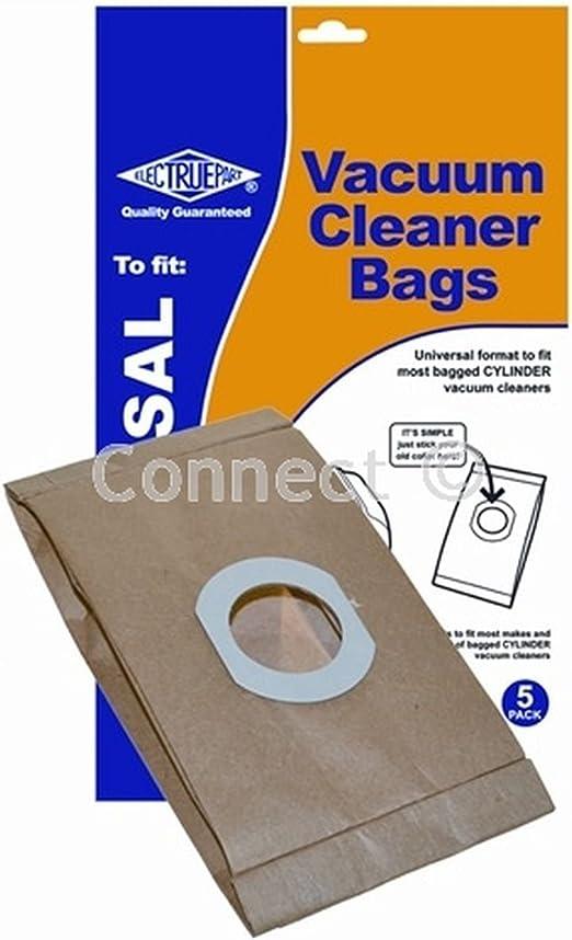Adaptador Universal bolsa de aspiradora bolsas de aspirador - , 5 ...