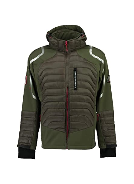 Canadian Vert Peak Softshell Tenox Taille Olive Homme L 4rzAq4