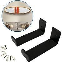 EasyGo Surfboard Wall Rack – Short Board & Longboard Storage – Surfboard Display Rack – Surf Board Rack - Minimalist Style