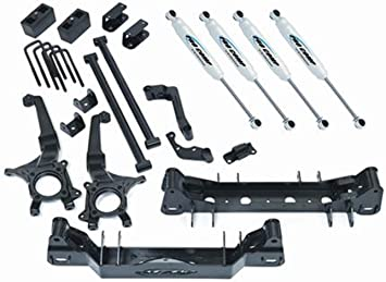 Coil and ES9000 Shocks for Toyota FJ Cruiser 07-09 Pro Comp K5067B 6 Lift Kit with Knuckle