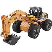 deAO Camión de Construcción RC Profesional Funcion Completa