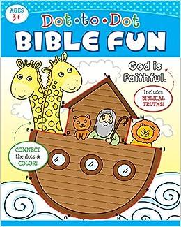 Ebook Como Descargar Libros Dot-to-dot Bible Fun PDF Libre Torrent