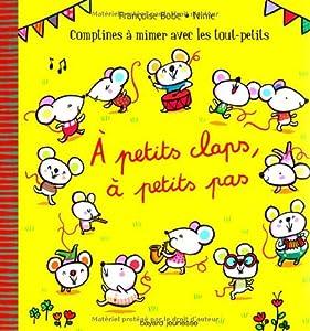 """Afficher """"A petits claps, à petits pas"""""""