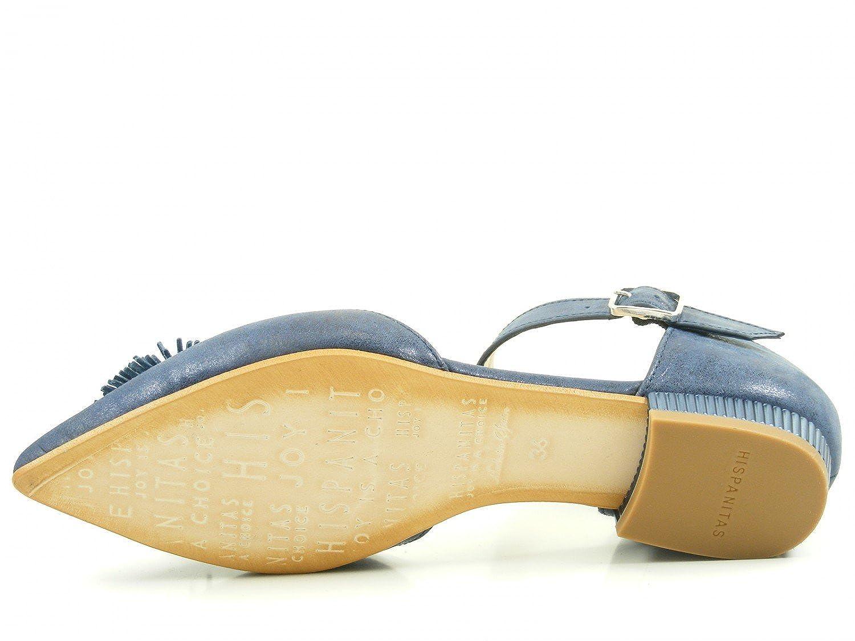 732990e987f84a Hispanitas Agnes HV75143 Damen Slipper Sandalen Ballerinas  Amazon.de   Schuhe   Handtaschen