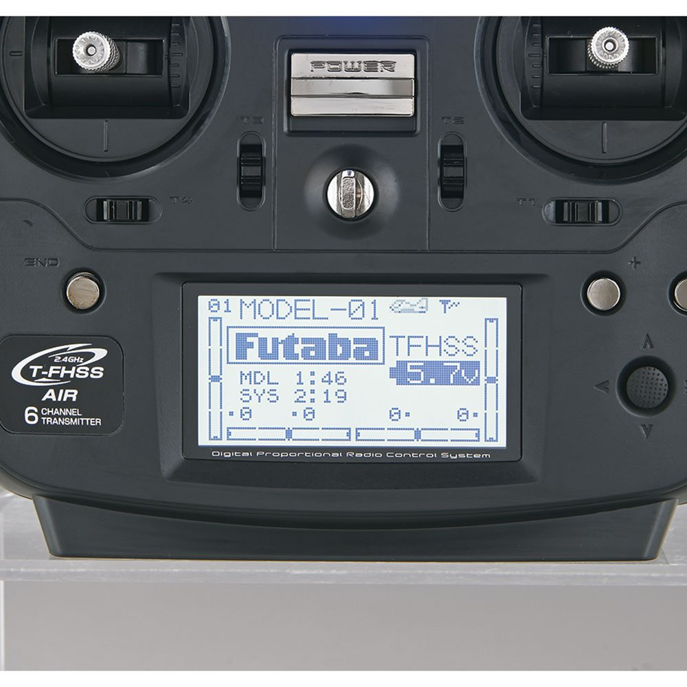 Futaba 6K Air 2.4GHz R3006SB