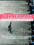 img - for Criminology: A Sociological Introduction book / textbook / text book