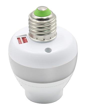 Soporte para lámpara con sensor de movimiento para microondas ...