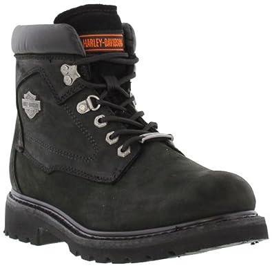 d6b5790782e Harley Davidson - Badlands Lace Ankle Boots in Black