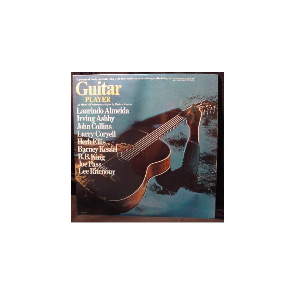 The Guitar Player Magazine Album of Contemporary Styles By Modern Masters