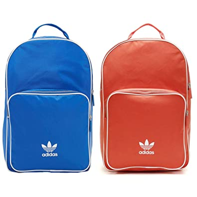 9e08189f85fb adidas Originals Adicolor Blue Pink Backpack Unisex Classic Shoulder ...