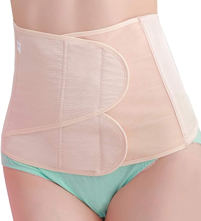 After Birth Post Baby Belly Band Csection Recovery Belly Binder Postpartum C