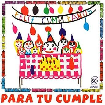 Feliz Cumpleaños by Tati - Vivi on Amazon Music - Amazon.com