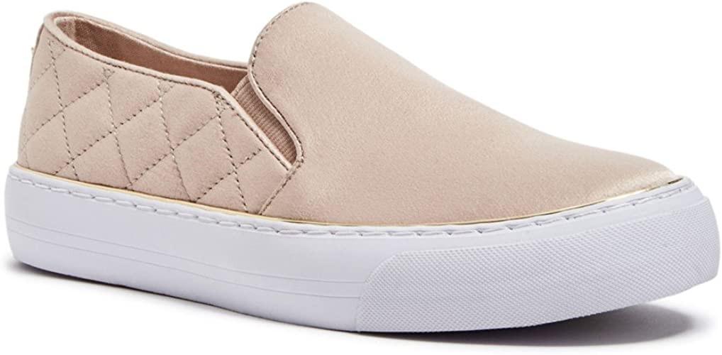 guess quilted slip on sneakers