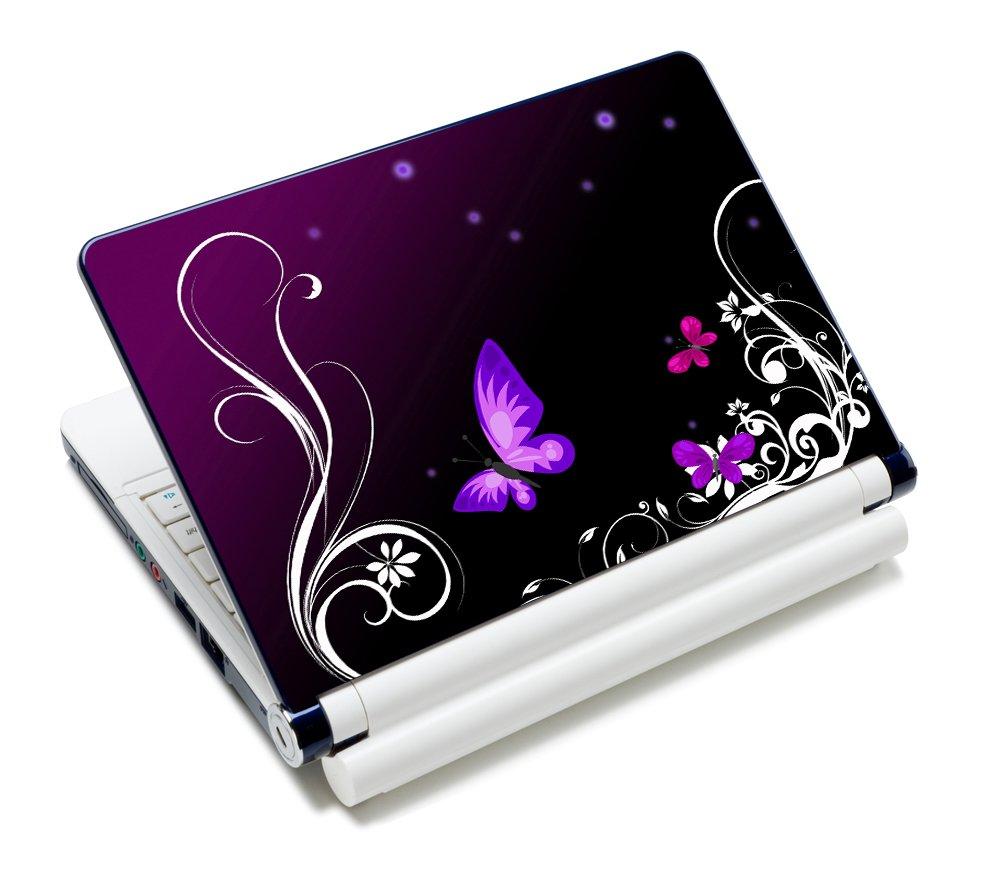Farfalle lilla Luxburg/® Design tappetino Mouse mousepad motivo
