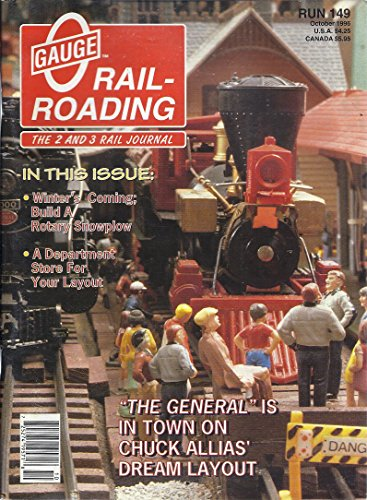 O Gauge Rail-Roading (Issue 149 - October 1996)