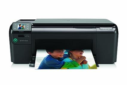 HP Photosmart C4780 All-in-One Printer - Impresora ...
