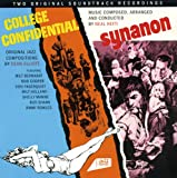 College Confidential. Original Jazz Compositions by Dean Elliot / Synanon. Music composed, arranged and conducted by Neal Hefti