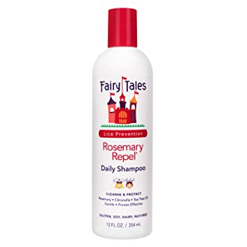 Fairy Tales Repel Shampoo Rosemary 12 Fluid Ounce Amazon In Beauty