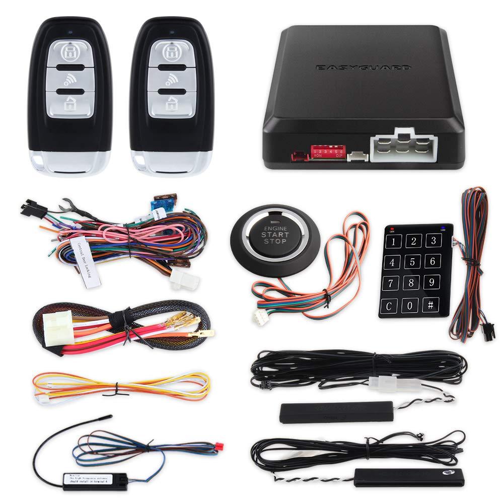 crime guard car alarm wiring diagram 3 best car alarm systems  2020  the drive  3 best car alarm systems  2020  the drive