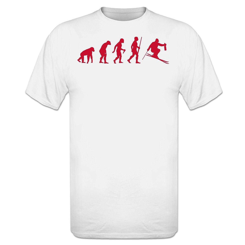 Après Ski Evolution T-Shirt by Shirtcity
