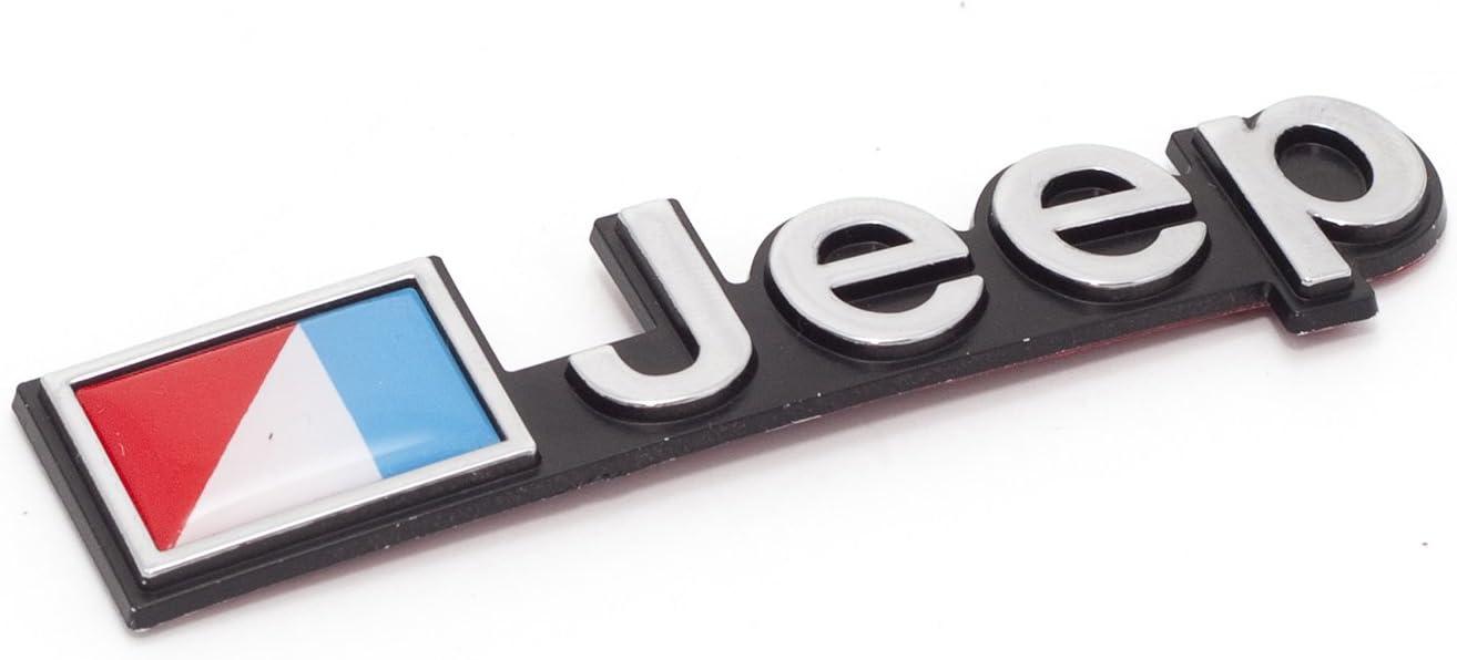 Omix-Ada DMC-5457017 CJ-7 Self Adhesive Emblem
