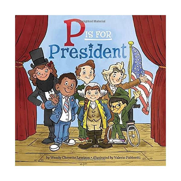 P-Is-for-President