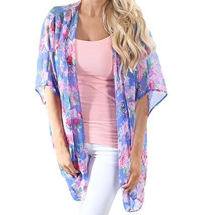 Mujer blusa solar protector manga larga estampado moda playa 2018,Sonnena Blusa para mujer con