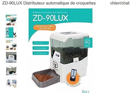 Dispensador de pienso automático Zolia zd-90 Lux