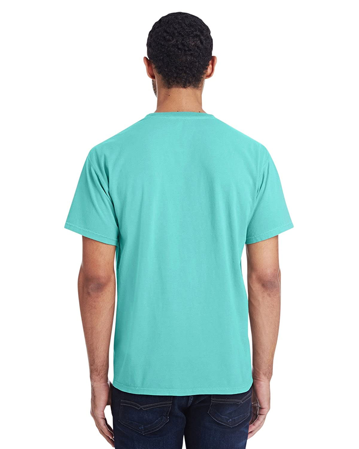GDH150 Hanes ComfortWash Garment Dyed Short Sleeve T-Shirt with a Pocket
