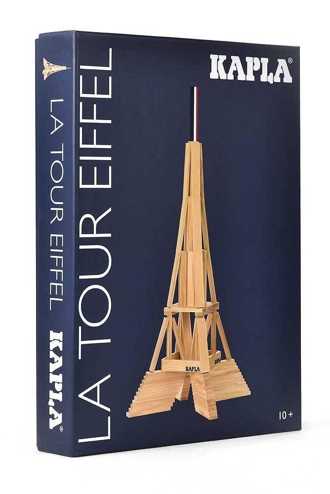 Kapla Kapla Kapla 8029 Holzplättchen Eiffelturm Box 105-teilig 0e8976