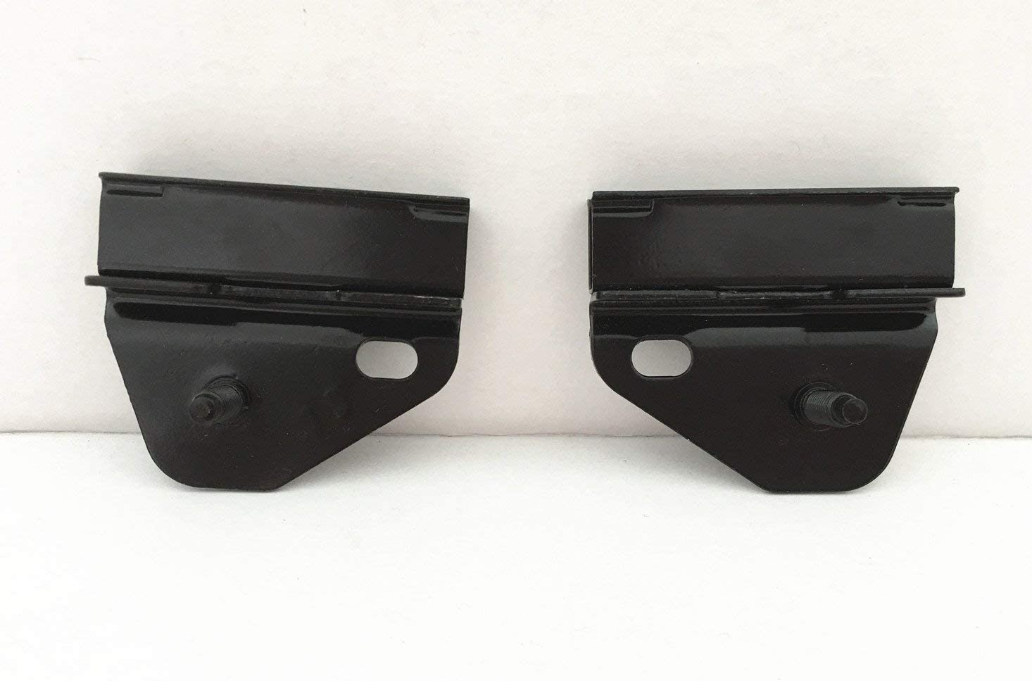 NAGD Auto Glass Channel Clips Compatible with 1997-2002 Ford Expedition 1998-2002 Lincoln Navigator 2002 Lincoln Blackwood Front Door Window Glass Power /& Manual