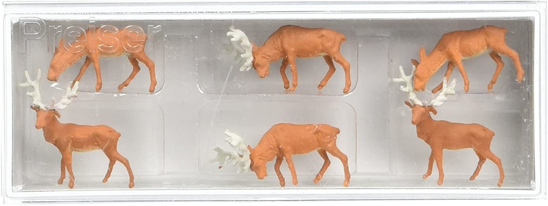 Preiser - Animal para modelismo ferroviario N escala 1:87 (PR79179)