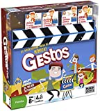 Hasbro Gaming - Juego de preguntas Gestos (04257105) (versión española)