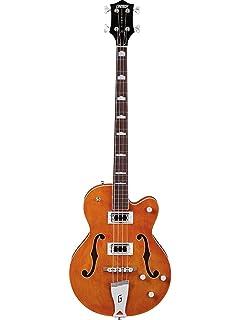 4391aff114d Gretsch G5440LS Electromatic Hollow Body Long Scale Bass Guitar - Orange