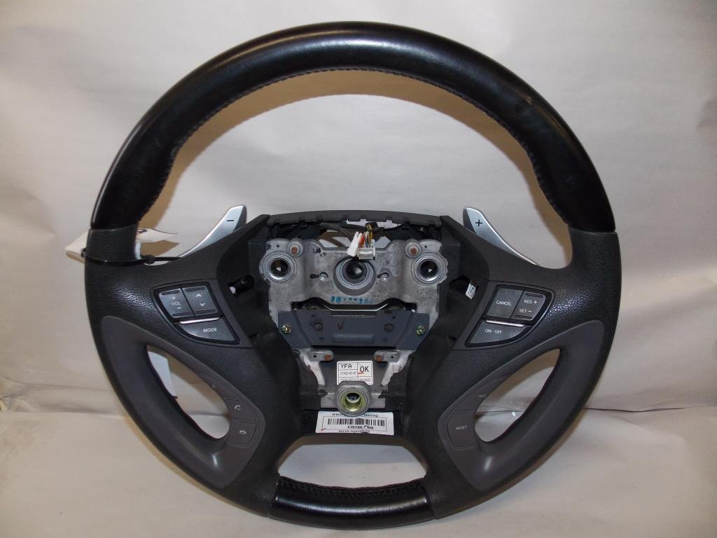 Genuine Hyundai 56110-3Q420-RAS Steering Wheel Assembly