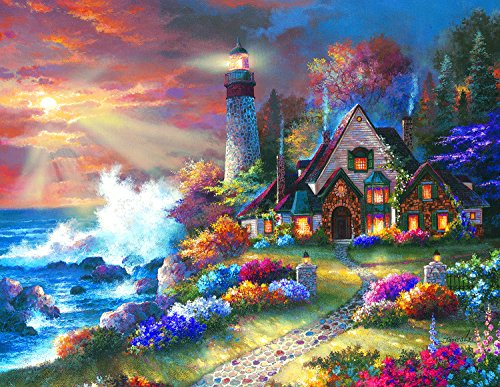 SunsOut Guardian Light 1000 PieceLarge Jigsaw Puzzle