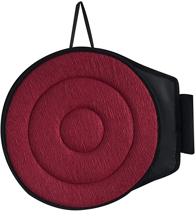 Amazon.com: Flurries 👍 360° Rotation Car Seat Cushion ...