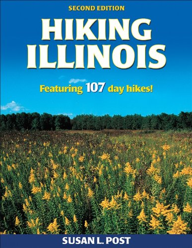 Hiking Illinois - 2nd Edition - Midwest Hiking