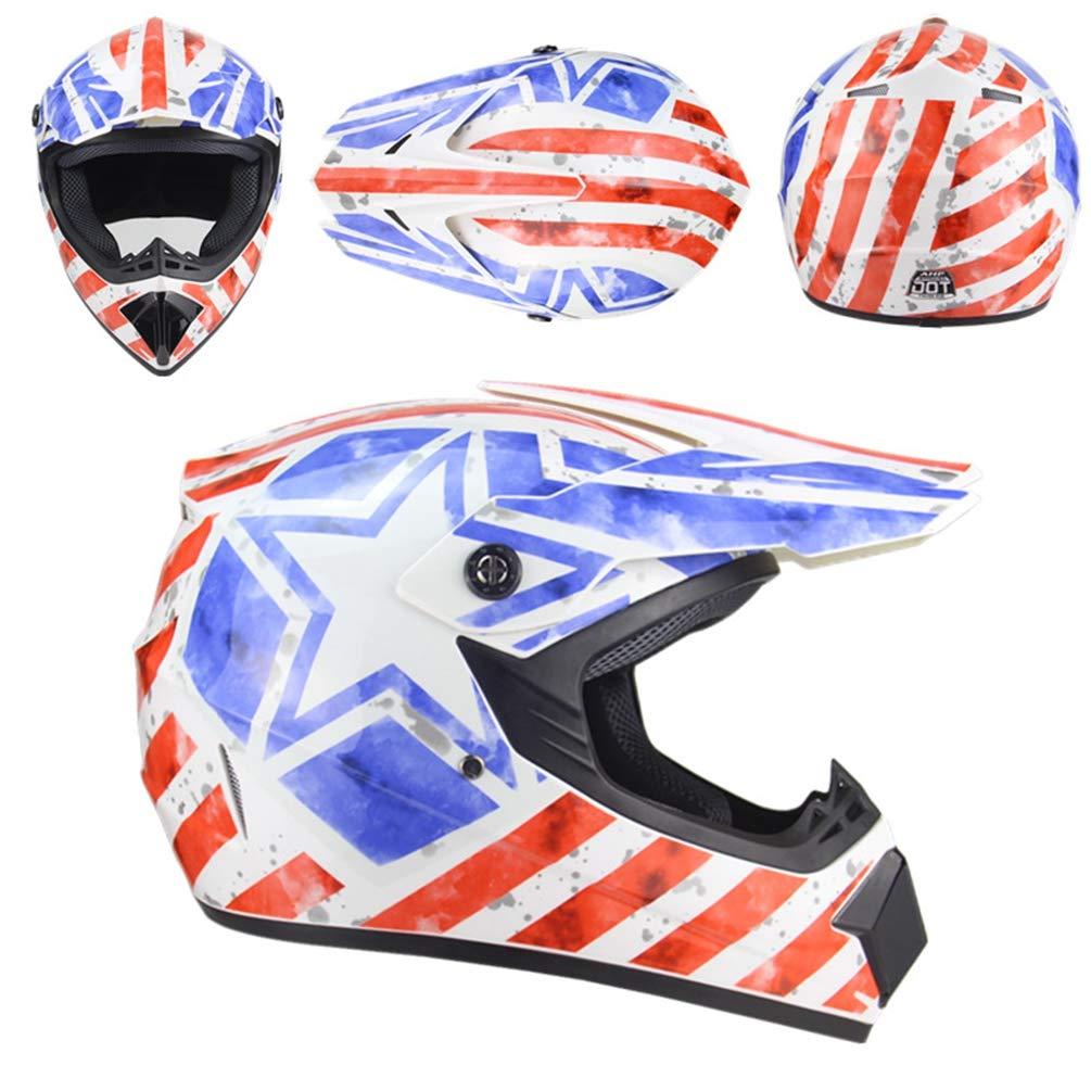 Leichter Motorradhelm Unisex Off Road Anti Shock Motorradhelme Jugendliche Erwachsene Mountainbike Fahrrad Motocross Racing Caps Hut