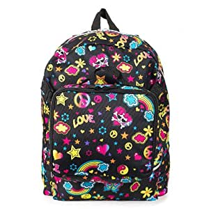 Amazon.com: Starpoint Peace Rainbow 14-in. Laptop Backpack