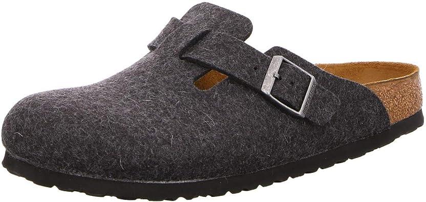 Birkenstock Boston Wool, Unisex Adults
