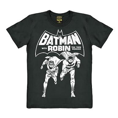 Traktor Comics The Teen T Shirt Batman Dc Robin Maglia E Wonder ukZiOPX