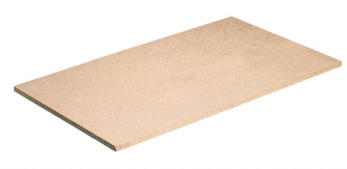Decking 24In Particle Board RLPB2448 1200 Lb Edsal 48In