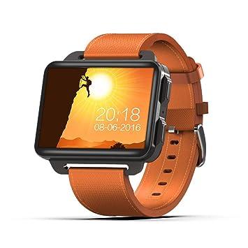 ... Pulsera Sleep Monitor Pulsera Inteligente Inalámbrica Impermeable Sedentario Recordatorio Reloj Deportivo,Orange: Amazon.es: Deportes y aire libre