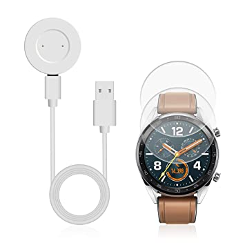 AIEVE Cable de cargador para Huawei Watch GT, Base de ...